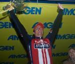 Der Kanadier Dominique Rollin (Toyota - United Pro Cycling Team) kann seinen Sieg kaum fassen (<i>Foto: amgentourofcalifornia.com/</i>)