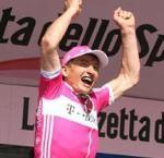Mit 35 Jahren ist Serhiy Honchar der 2. älteste, der je rosa trug (Foto: http://www.t-mobile-team.com)