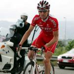Ausreisser Rick Verbrugghe, 91. Giro d\' Italia 2008,  4. Etappe Pizzo Calabro - Catanzaro Literale,  187 km,   Foto: Sabine Jacob