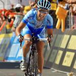 Gesamtzweiter Matthias Russ,  91. Giro d\' Italia 2008, 6. Etappe, Foto: Sabine Jacob