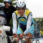 Andreas Kloeden,  3. Platz, 10. Etappe, 91. Giro d\' Italia, Foto: Sabine Jacob