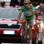 Etappensieger Emanuele Sella, 91. Giro d'Italia, 14. Etappe, Foto: Sabine Jacob