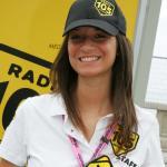 Gironella Natalie Miss Gironissima Giro LiVE-Radsport