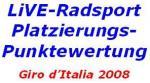 Doppelsieg für Franco Pellizotti in Platzierungspunktewertung und Sonderwertung