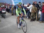Franco Pellizotti, Sieger des Bergzeitfahrens am Kronplatz