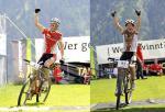 Lukas Buchli und Esther Süss holen sich Schweizermeistertitel im Bikemarathon