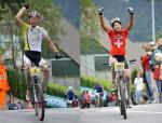 Vierter iXS-classic-Sieg von Urs Huber an der Eiger Bike Challenge – Esther Süss triumphiert bei den Frauen