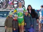 Nicolas Jalabert und seine Familie