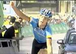 Linus Gerdemann gewinnt 1.Etappe, Deutschland Tour 2008