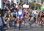 Tom Boonen ist der Schnellste im Sprintfinale der 3. Etappe der Vuelta (Foto: www.lavuelta.com)