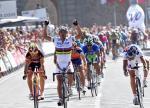 Weltmeister Paolo Bettini gewinnt die 6. Etappe der Vuelta (Foto: www.lavuelta.com)