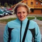 Steigerte ihre Bestzeit um 10 Sekunden: Martina Glagow