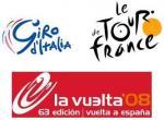 Erik Zabel und Marzio Bruseghin fuhren 2008 sowohl den Giro d´Italia als auch die Tour de France und die Vuelta a España zu Ende