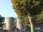 Stadtmauer von Aigues-Mortes