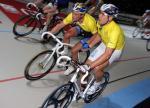 Robert Bartko und Iljo Keisse führen das Gesamtklassement an (Foto: Christina P. Kelkel, C-Photo-K)