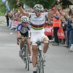 Regina Schleicher siegt (Foto: http://www.equipe-nuernberger.de/)
