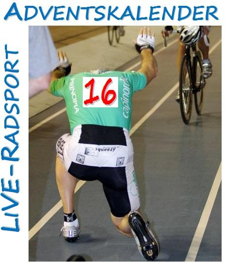 Cyclistmas bei Live-Radsport: Adventskalender, 16. Dezember (Foto: Christina P. Kelkel, C-Photo-K)