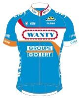 Trikot Wanty - Groupe Gobert (WGG) 2014