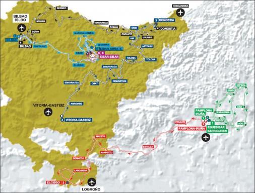 baskenland rundfahrt