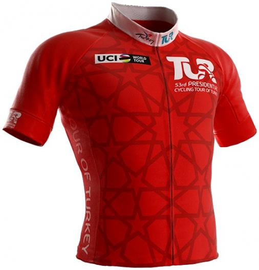 Reglement Presidential Cycling Tour of Turkey 2017 - Rotes Trikot (Bergwertung)