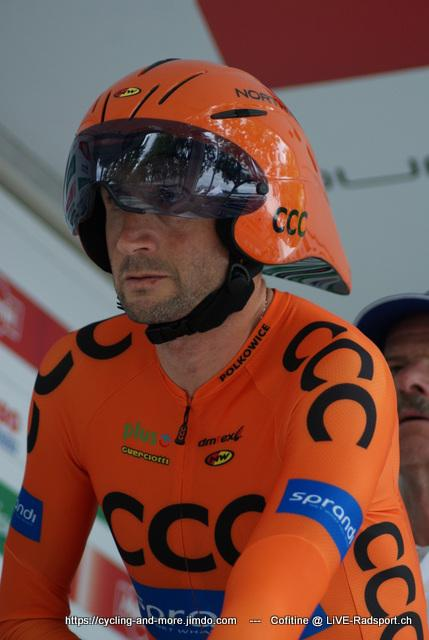 Davide Rebellin - Tour de Suisse 2015