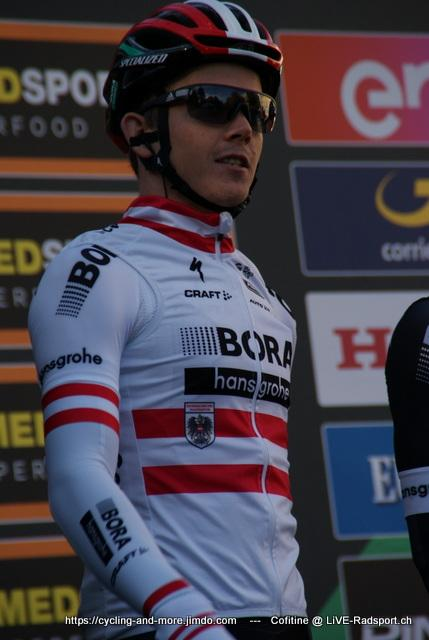 Gregor Mühlberger - Il Lombardia 2017