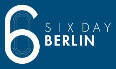 Zeitplan Six Day Berlin 2018