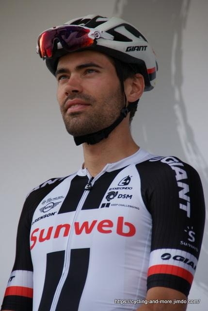 Tom Dumoulin - Deutschland Tour 2018