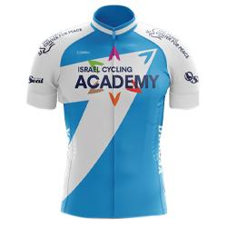 Trikot Israel Cycling Academy (ICA) 2019 (Quelle: UCI)